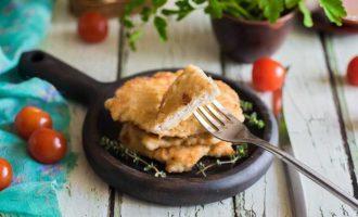 Рецепт отбивных из куриного филе на сковороде