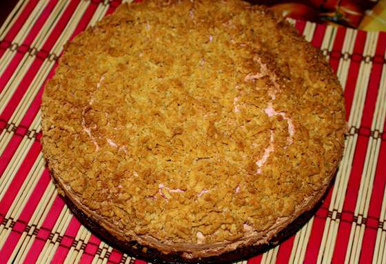 пирог гагарин рецепт с фото