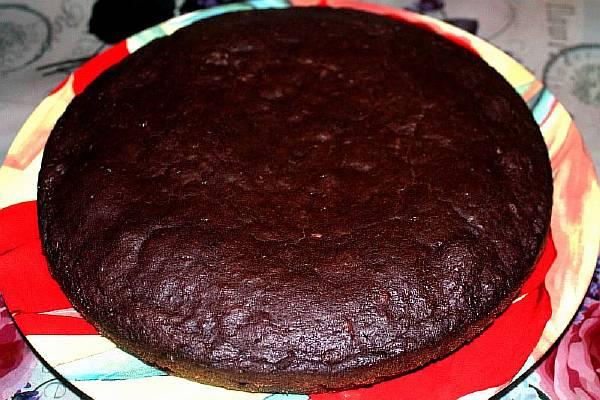 Готовим основу для торта