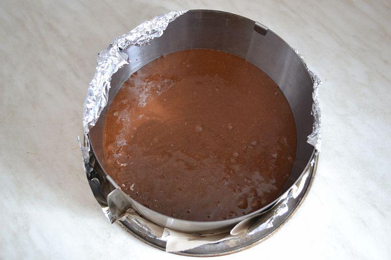 Отправляем тесто в форму