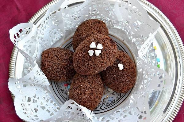 Как готовить кексы