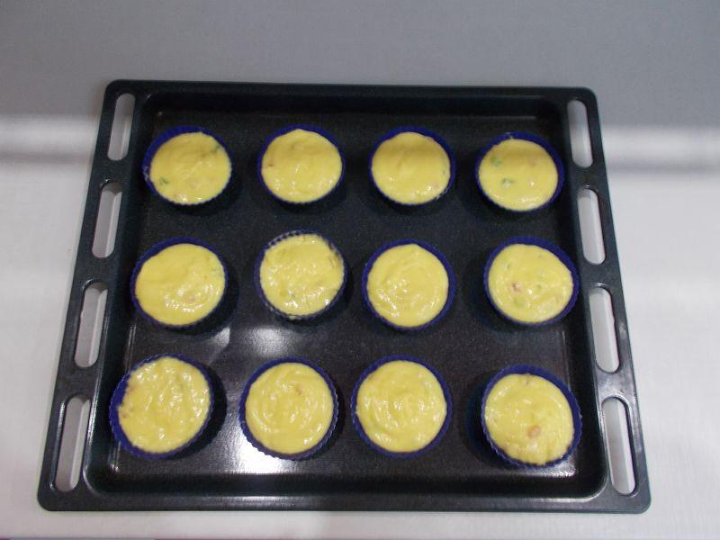 Запекаем кексы в духовке