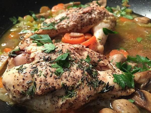Блюда из курицы рецепты с фото