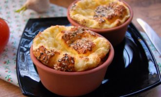 Сырное суфле рецепт с фото пошагово