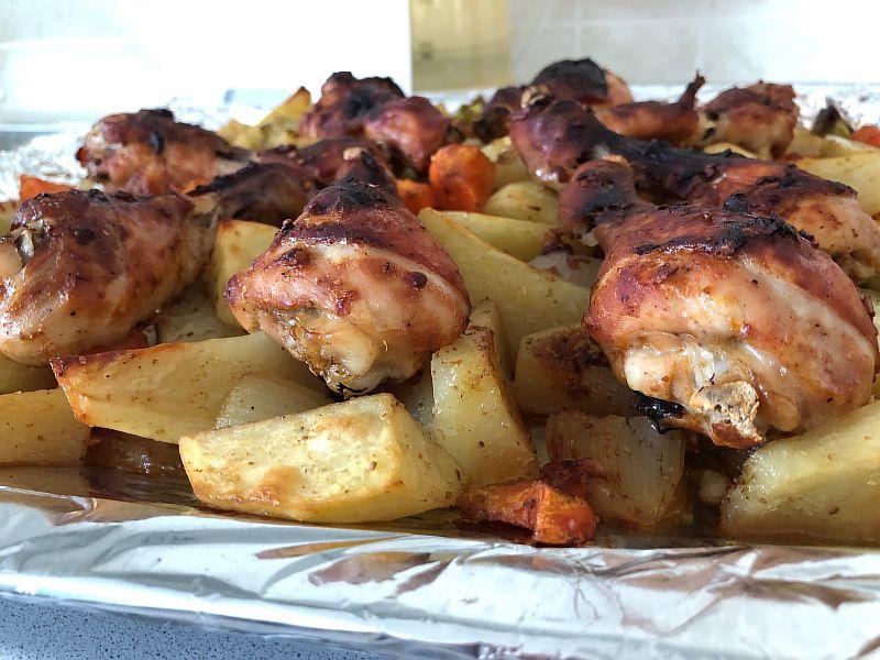 блюда в духовке рецепты с фото