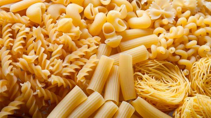 Макароны твёрдых сортов калорийность на 100 грамм