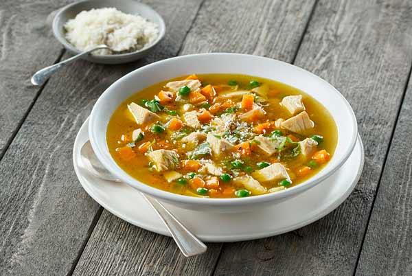 суп из курицы рецепты с фото простые